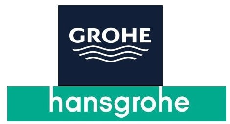 Berühmt Grohe vs Hansgrohe: what is the difference between the two brands? GV46